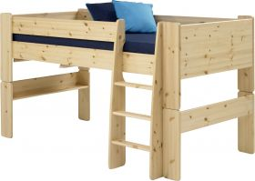 Steens For Kids Midsleeper in Natural Lacquer