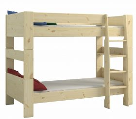 Steens For Kids Bunk Bed in Natural Lacquer
