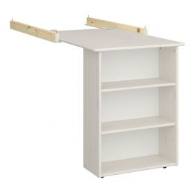 Steens For Kids Pull-out Desk in Whitewash