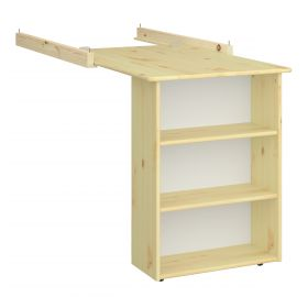 Steens For Kids Pull-out Desk in Natural Lacquer
