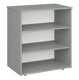 Steens for Kids Low Bookcase in Soft Grey