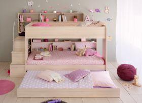 Parisot Bibop 2 Acacia Bunk Bed