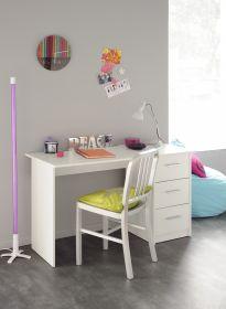 Parisot Infinity White Desk