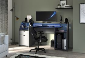 Parisot Set Up Gaming Desk 2