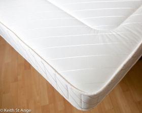 Signature Quilted Sprung 200cm Single European Mattress