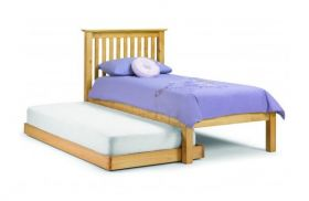 Julian Bowen Barcelona Pine Hideaway Bed with Underbed