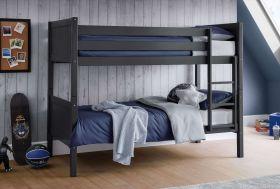 Julian Bowen Bella Bunk Bed in Anthracite