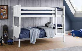 Julian Bowen Bella Bunk Bed in Surf White