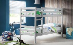 Julian Bowen Camden Grey Bunk Bed