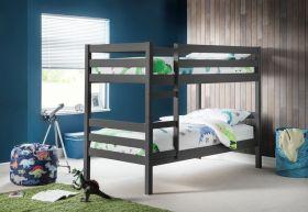 Julian Bowen Camden Bunk Bed in Anthracite