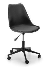 Julian Bowen Erika Office Chair in Black