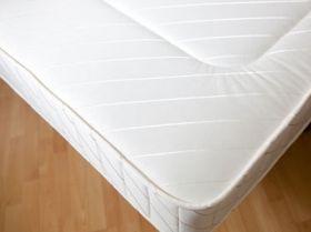 Signature Quilted Sprung 190cm Single UK Mattress