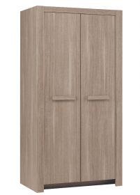 Gami Hangun 2 Door Wardrobe