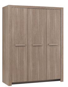 Gami Hangun 3 Door Wardrobe