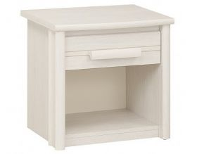 Gami Montana Bedside in Bleached Ash