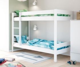 Steens Galaxy Bunk Bed in Surf White