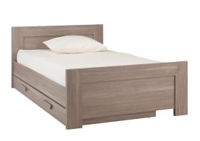 Gami Hangun Single Bed - with Optional Underbed Drawer
