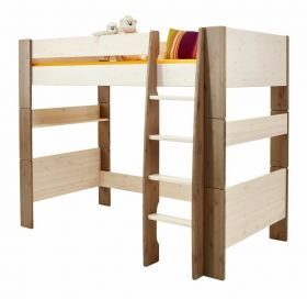 Steens For Kids Two Tone High Sleeper Bed