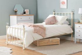 Birlea Jessica Bed in Cream