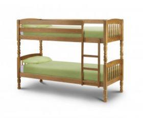 Julian Bowen Lincoln Pine Bunk Bed
