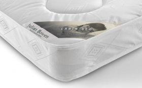 Julian Bowen Cabin Bed 190cm Single UK Mattress