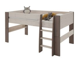 Steens For Kids Two Tone Midsleeper Bed