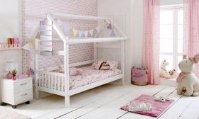 Thuka Nordic Playhouse Day Bed 1 in White