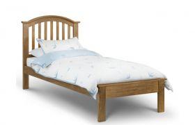 Julian Bowen Olivia Bed in Light Oak