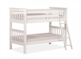 Amani UK Oxford Bunk Bed in White