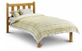Julian Bowen Poppy Bed in Pine