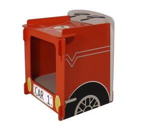 Kidsaw Racing Car Bedside Table