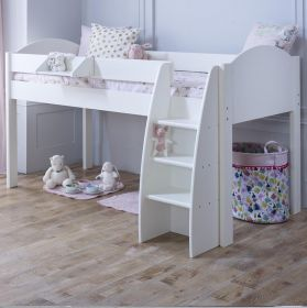 Kids Avenue Eli A Midsleeper Cabin Bed (formerly Stompa Rondo A Midsleeper Bed)