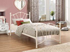 Birlea Sophia Bed in Cream