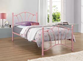 Birlea Sophia Bed in Pink