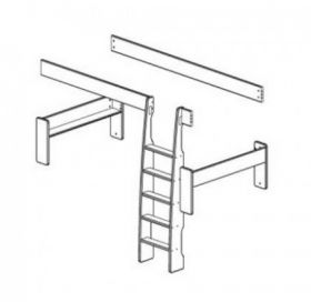Steens For Kids Bunk Bed Conversion Kit