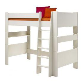 Steens For Kids High Sleeper Bed + Mattress