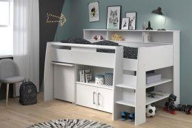 Parisot Swan Midsleeper Cabin Bed