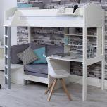 Kids Avenue Noah C High Sleeper Bed (formerly Stompa Casa C High Sleeper Bed)