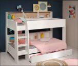 Parisot Tam Tam White & Oak Bunk Bed