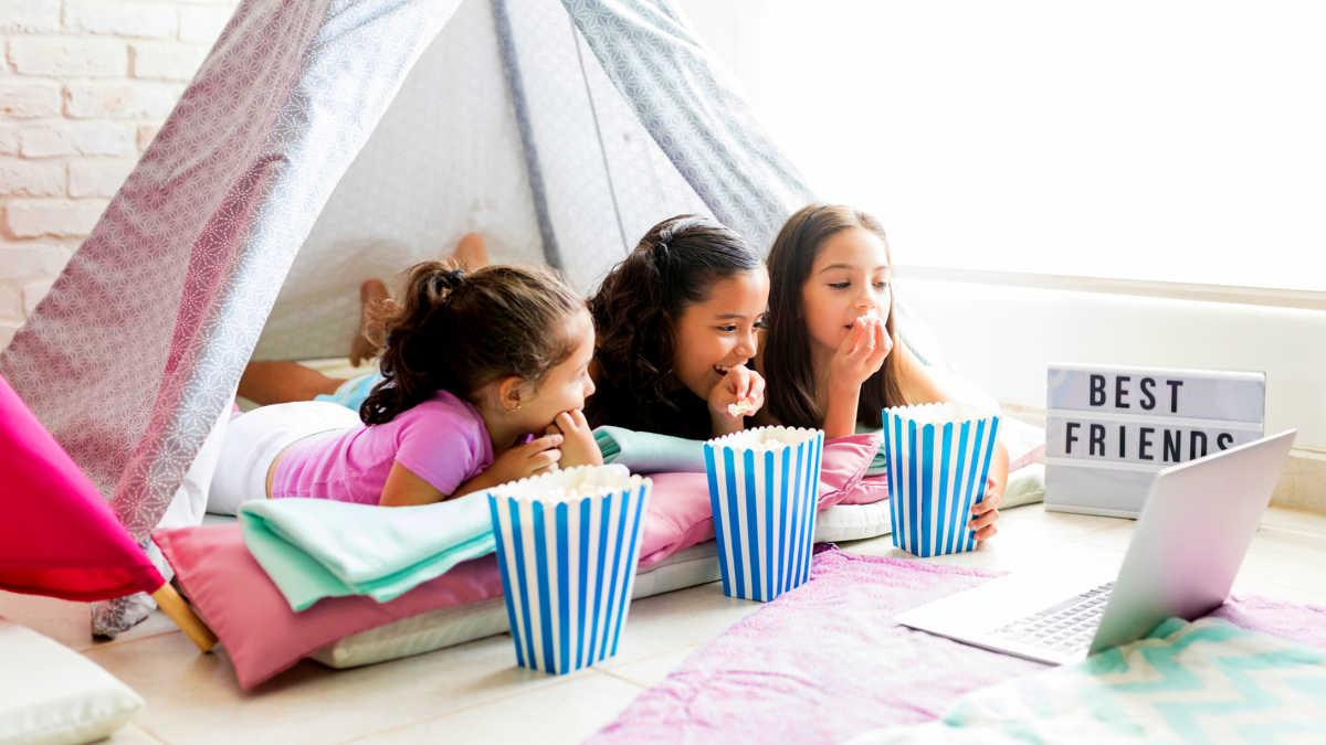 Planning the Perfect Sleepover