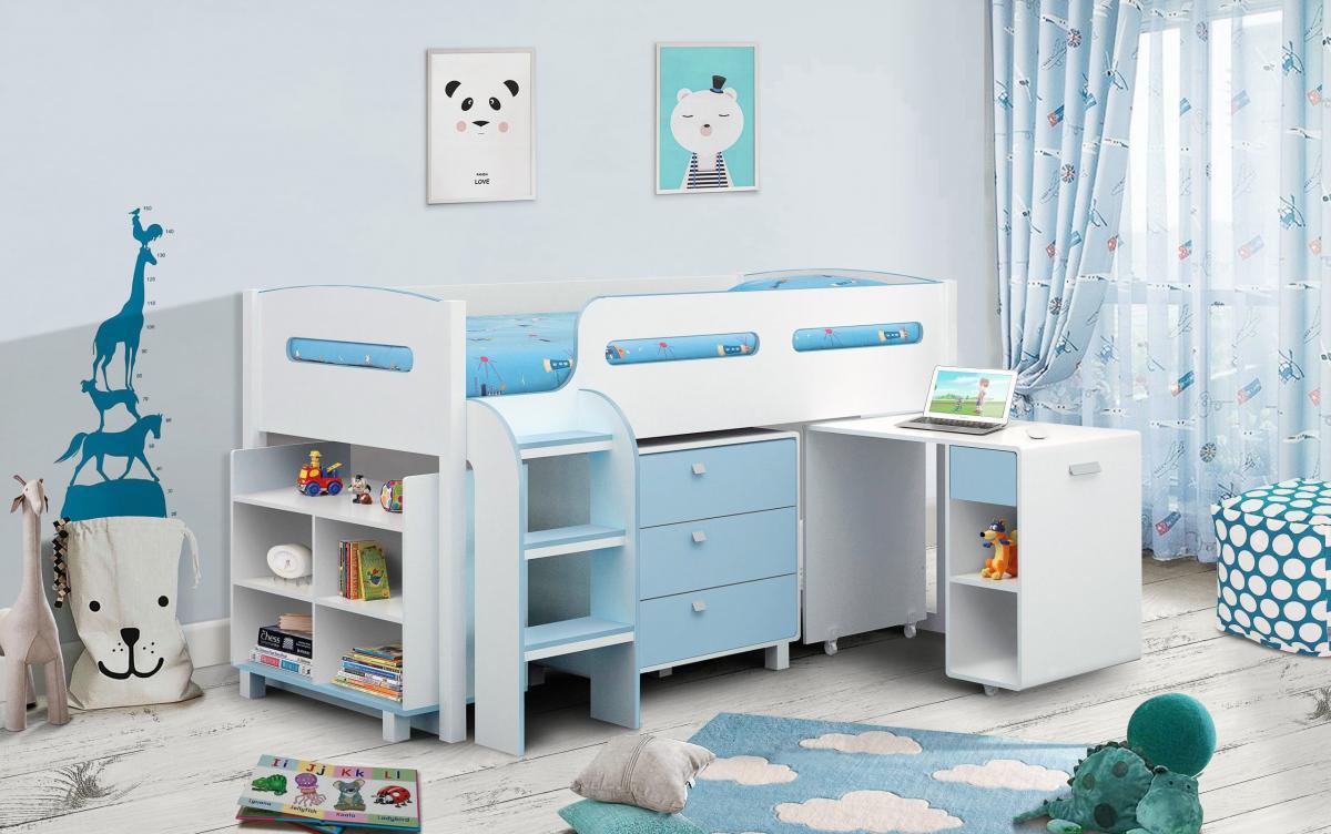 Boys bedroom decor for summer