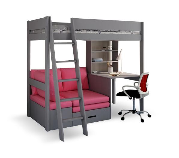 Girls High Sleeper Beds