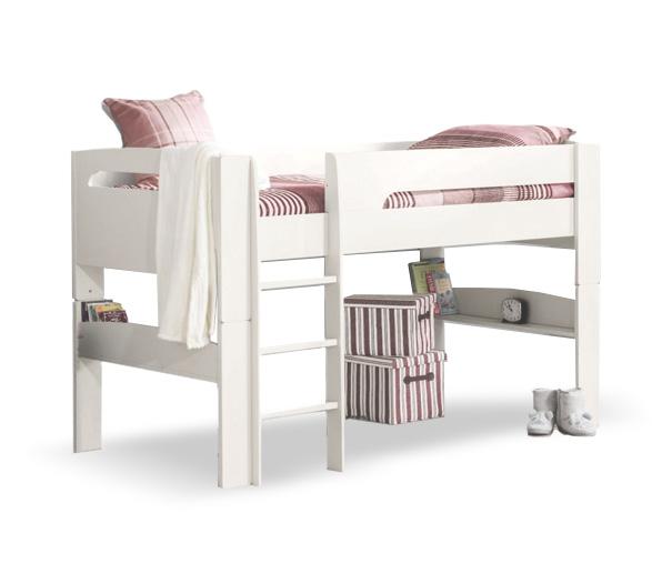 Girls Mid Sleeper Beds